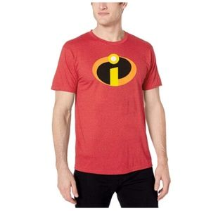 Disney The Incredibles Logo Costume T-shirt